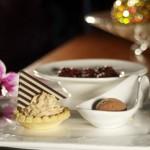 Quadruple Chocolate Dessert for Two